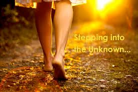 Stepping Into The GreatUnknown