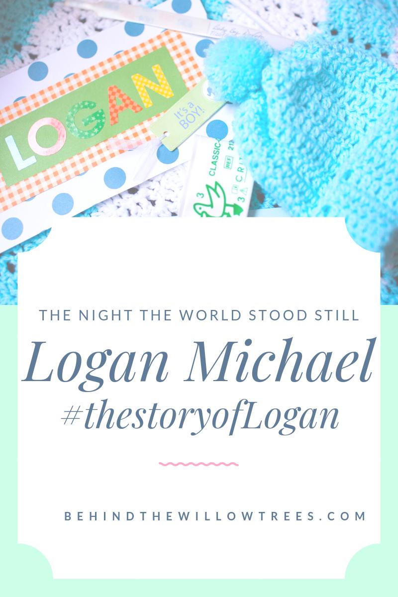 #TheStoryOfLogan